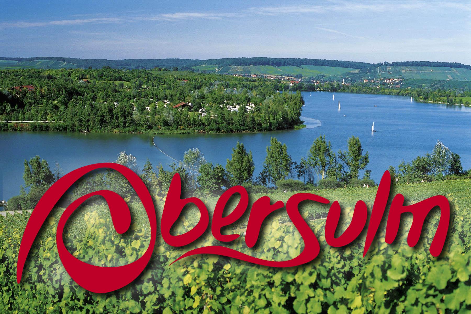 Obersulm Logo mit Hintergrund