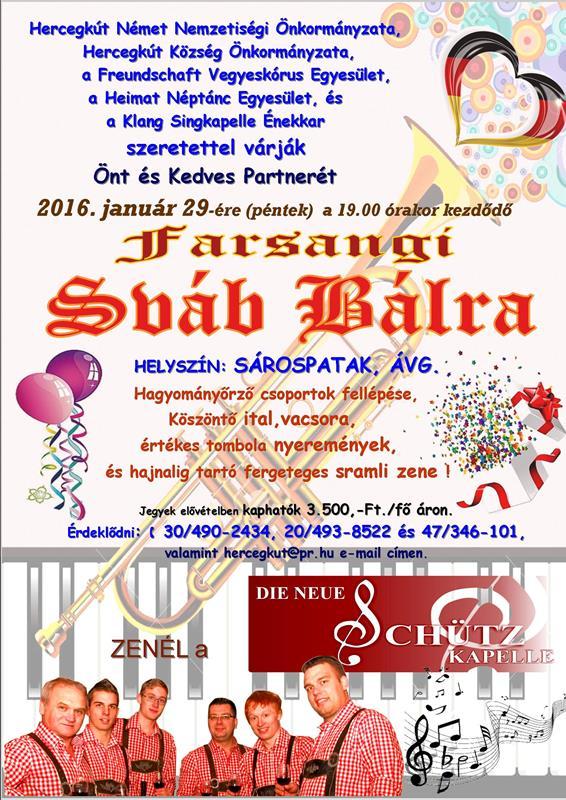 Sváb Bál plakát formátum 2016